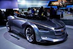 Coche del concepto del MI-Rayo de Chevrolet Foto de archivo