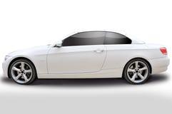 Coche del convertible de BMW 335i stock de ilustración