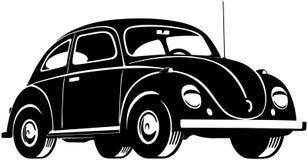 Coche del escarabajo libre illustration