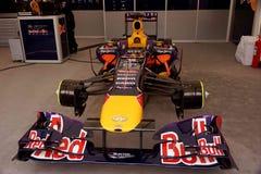 Coche del Fórmula 1 Imágenes de archivo libres de regalías