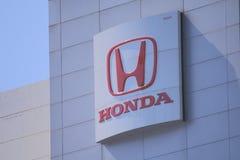 Coche del japonés de Honda fotografía de archivo