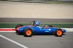 Coche 1962 del joven de la fórmula de Lotus 22 Imagenes de archivo