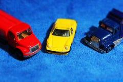 Coche del juguete Imágenes de archivo libres de regalías