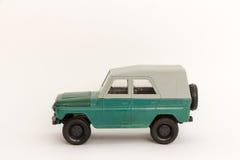 Coche del juguete Imagenes de archivo