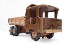 Coche del juguete de la vendimia. Imagen de archivo libre de regalías