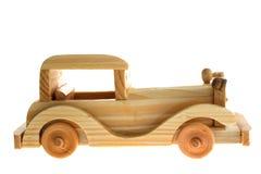 Coche del juguete de la vendimia Fotografía de archivo libre de regalías
