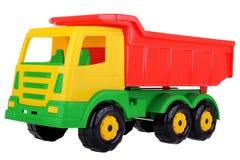 Coche del juguete del color Fotografía de archivo