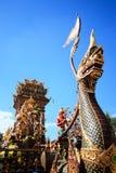 Coche del Naga en Tailandia Imágenes de archivo libres de regalías