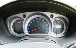 Coche del odómetro Imagen de archivo libre de regalías