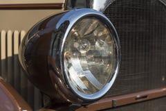 Coche del Oldtimer Imagen de archivo libre de regalías