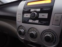 Coche del panel de control  Fotos de archivo libres de regalías