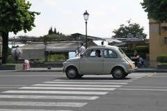 Coche del verano de Florencia, Italia Imagen de archivo
