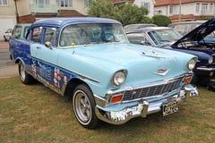 Coche del vintage de Chevrolet Foto de archivo libre de regalías