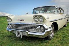 Coche del vintage de Chevrolet del americano Imagenes de archivo