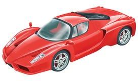 Coche deportivo ilustración del vector