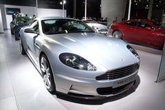 Coche deportivo de Aston Martin DBS Foto de archivo
