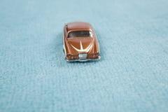 Coche en la alfombra Fotografía de archivo libre de regalías
