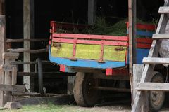 Coche en Tailandia imágenes de archivo libres de regalías