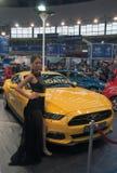Coche Ford Mustang GT 5 Fotografía de archivo