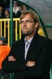 Coche Jurgen de FC Dortmund Borussia Imágenes de archivo libres de regalías
