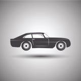 Coche Logo Design Vector del transporte Imagen de archivo