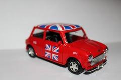 Coche Mini Cooper imagen de archivo libre de regalías