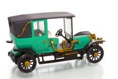 Coche modelo del juguete Fotos de archivo