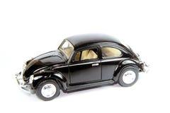 Coche modelo Volkswagen Beetle del juguete cobrable imagen de archivo libre de regalías