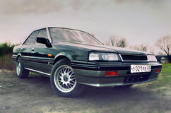 Coche Nissan Skyline R31 Fotos de archivo libres de regalías