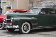 Coche Oldsmobile del vintage Fotos de archivo