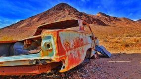 Coche oxidado Fotografía de archivo