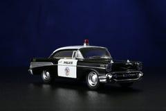 Coche policía Fotografía de archivo