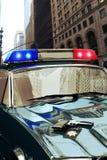 Coche policía Foto de archivo