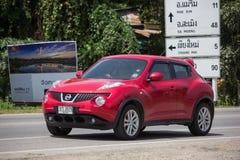 Coche privado, Nissan Juke fotos de archivo libres de regalías