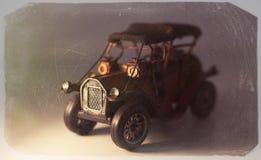 Coche retro Imagen de archivo libre de regalías