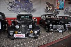 Coche retro Cadillac foto de archivo libre de regalías