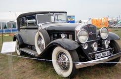 Coche retro Cadillac V16 Imagen de archivo