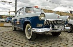 Coche retro ruso Volga Fotografía de archivo