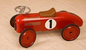 Coche rojo. Imagen de archivo libre de regalías