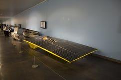 Coche solar Imagenes de archivo