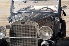 Coche viejo. Imagen de archivo