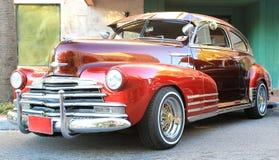 Coche viejo de Chevrolet Foto de archivo libre de regalías