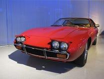 Coche viejo de Maserati foto de archivo