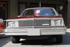 Coche viejo del EL Camino de Chevrolet Imagen de archivo