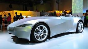 Coche visionario ligero del concepto de BMW GINA Imagenes de archivo