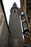 cochem πύργος στοκ εικόνα με δικαίωμα ελεύθερης χρήσης