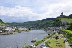 Cochem, Allemagne Photos stock
