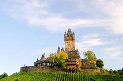 Cochem Castle Stock Image