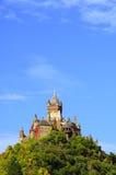 Cochem Castle Royalty Free Stock Photography