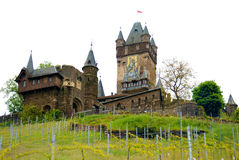 Cochem castle, Germany Stock Photos